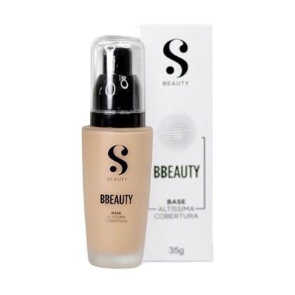 Base Liquida Bbeauty Suelen Makeup 35g Cor 01