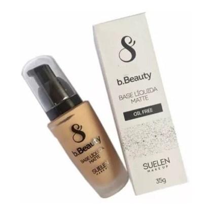 Base Liquida Bbeauty Suelen Makeup 35g Cor 08