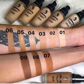 Base Liquida Bbeauty Suelen Makeup 35g Cor 09