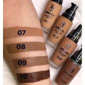 Base Liquida Bbeauty Suelen Makeup 35g Cor 10 Mais Escura