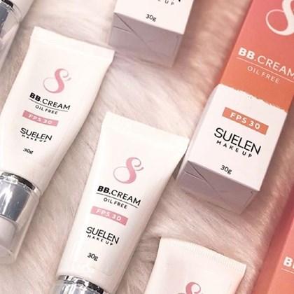 BBcream Suelen Makeup oil free Fps 30 Cor 4