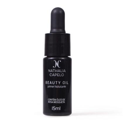 Beauty Oil Nath Capelo Oleo Primer Hidratante Puro E Na Base