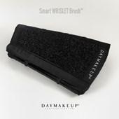 Bracelete Daymakeup para pinceis segura limpa