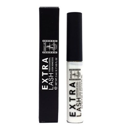 Cola Cilios postiços cor branca EXTRA LASH Atelier Paris importada