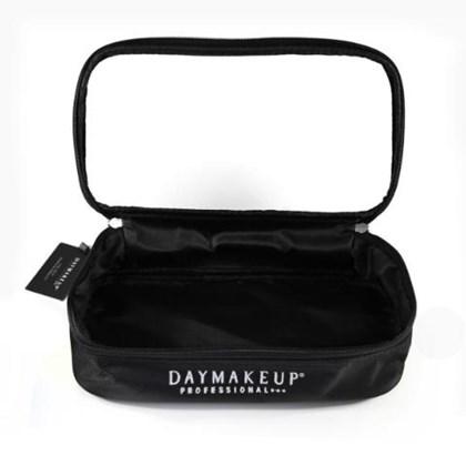 Daymakeup Makeup Bag Bolsa Necessaire Case Organiza cor:preto