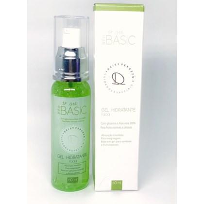 Gel Hidratante Deisy Perozzo Com Glicerina 60g Tipo de pele:Todos os tipos de pele;Volume da unidade