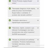 Glitter Flocado Anaju Preto AJ 909