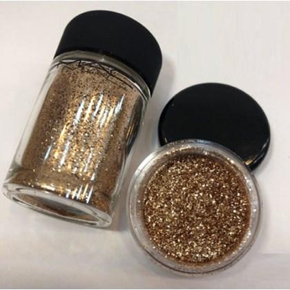Glitter importado Mac Fracionado 0,5g cor Gold