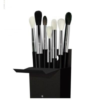 Kit 7 pinceis maquiagem esfumar Daymakeup profissionais