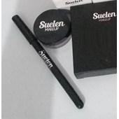 Lapis Delineado Suelen Makeup Super Preto a Prova DAgua