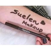 Lapis Marrom Suelen Makeup ú Prova DAgua Delineador Cor:Marrom
