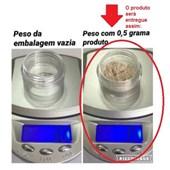 Mac Pigmento importado Fracionado 0,5g Glitter Copper Fra‡Æo