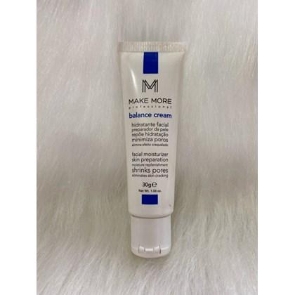 MINI Hidratante Facial  Make More Balance Cream 30g cor:incolor