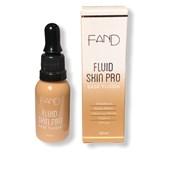 Nova base fluida Skin Pro Fand Makeup cor 2 matte vegana
