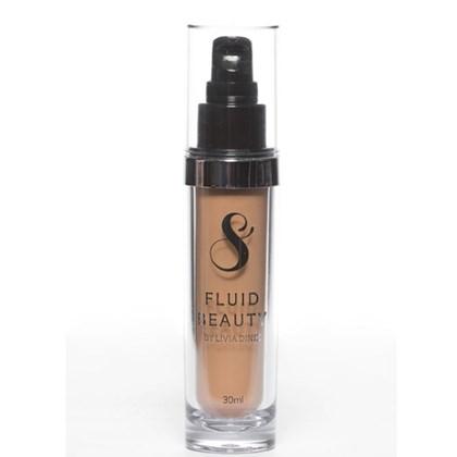 Nova base Liquida Fluid Beauty Suelen Makeup Cor 06