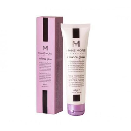 Novo Balance Glow Hidratante creme brilho Make More cor ROSE