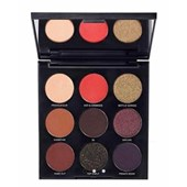 Paleta 9 Sombras Morphe 9n About Last Night Artistry importada