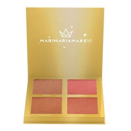 Paleta blush contorno Mari Maria Sun Kissed