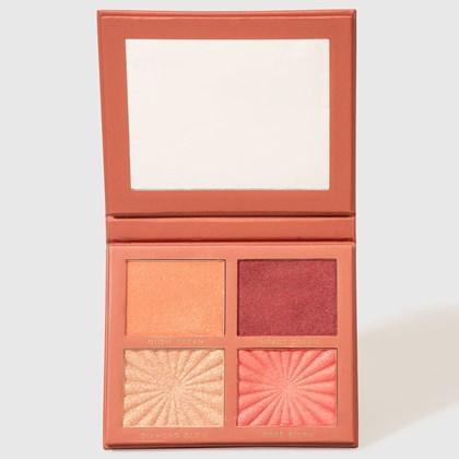 Paleta blush iluminador Face To Glow Nadia Tambasco Oceane