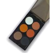 Paleta de sombras Basicamente Fand Makeup matte neutras