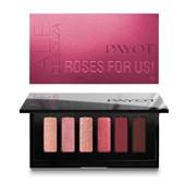Paleta Sombras Ale de Souza Payot cor Roses for us