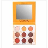 Paleta Sombras Coloridas Beauty Creations Cali Chic importada