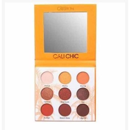 Paleta Sombras Coloridas Beauty Creations Cali Chic importada