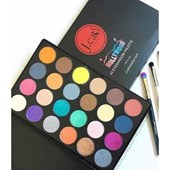 Paleta Sombras Coloridas Hollywood J.cat Beauty Original