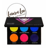 Paleta Sombras Coloridas Laura Lee Party Animal