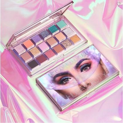 Paleta sombras  importada Huda Beauty Mercury Retrograde original