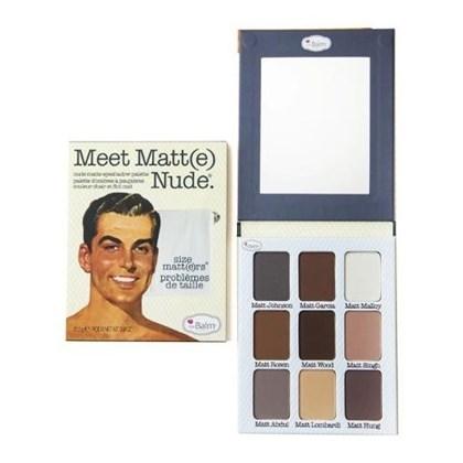 Paleta Sombras Matte The Balm Meet Matt(e) Nude Original Cor da sombra:varias