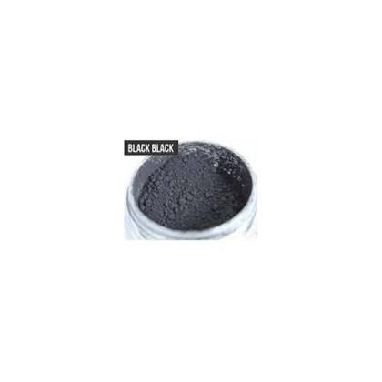 Pigmento importado Mac Fracionado 0,5g Black Black Envio Imediato