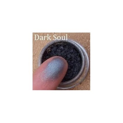 Pigmento importado Mac Fracionado 0,5g Original Dark Soul Envio Imedia