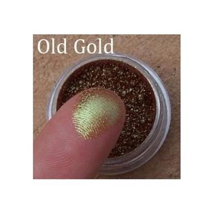 Pigmento importado Mac Fracionado 0,5g Original Old Gold
