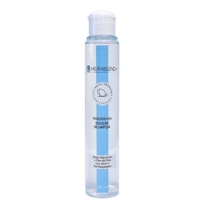 Solução de limpeza micelar facial Deisy Perozzo Hidrablend +