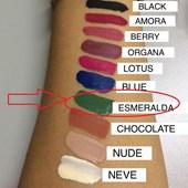 Sombra liquida primer Bbeauty shadow Suelen Makeup Esmeralda