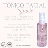 Tonico Facial Nath Nathalia Capelo Original